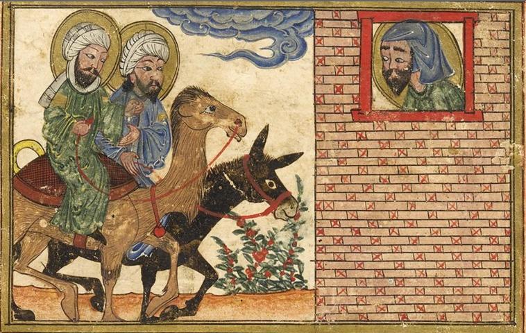 Jésus et Mohammed